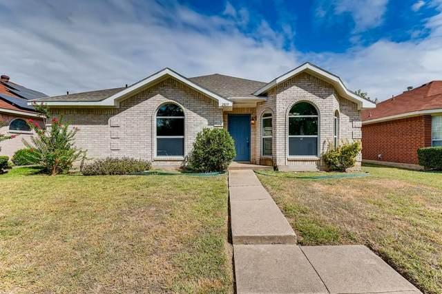 2819 Saint Johns Avenue, Lancaster, TX 75146 (MLS #14670733) :: Real Estate By Design