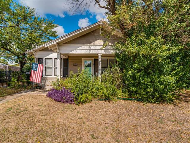 306 W Ross Street, Waxahachie, TX 75165 (MLS #14670914) :: Real Estate By Design