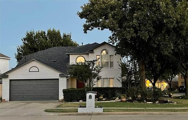 1018 Palos Verdes Boulevard, Arlington, TX 76017 (MLS #14670918) :: Real Estate By Design