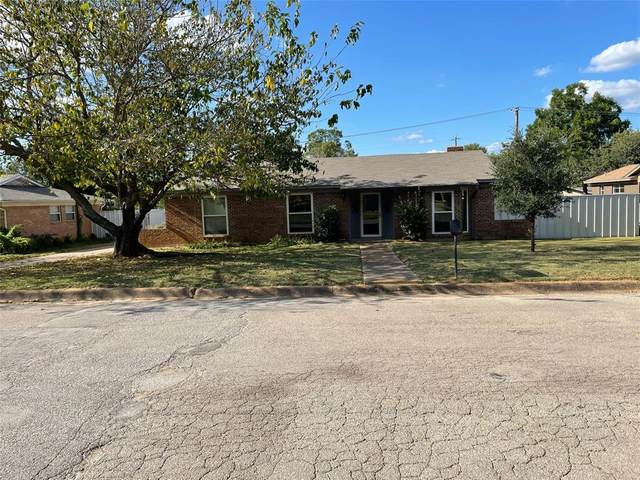 2807 N Murco Drive, Mineral Wells, TX 76067 (MLS #14670961) :: Craig Properties Group