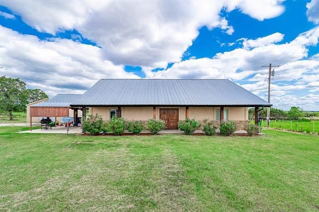 5821 Fm 455 Road, Montague, TX 76251 (MLS #14671045) :: Real Estate By Design