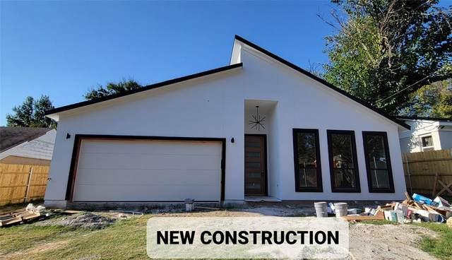 1514 Madrid Street, Dallas, TX 75216 (MLS #14671070) :: Real Estate By Design