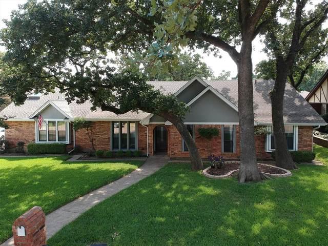2413 Knightsbridge Street, Grand Prairie, TX 75050 (MLS #14671283) :: Real Estate By Design
