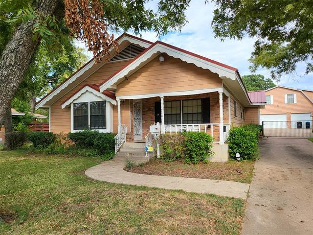 2601 Handley Drive, Fort Worth, TX 76112 (MLS #14671356) :: Real Estate By Design