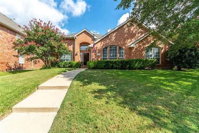 1310 Capstan Drive, Allen, TX 75013 (MLS #14671379) :: Russell Realty Group