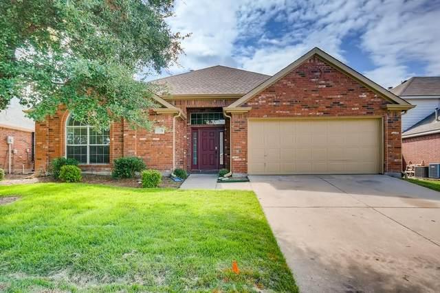 1020 Wagon Trail Drive, Little Elm, TX 75068 (MLS #14671416) :: Lisa Birdsong Group | Compass