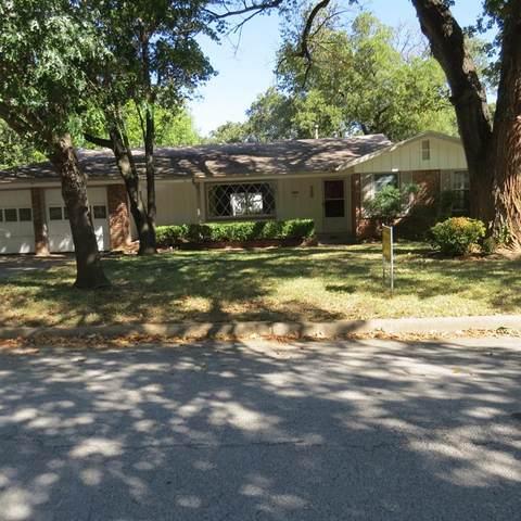 7109 Robinhood Lane, Fort Worth, TX 76112 (MLS #14671545) :: Real Estate By Design