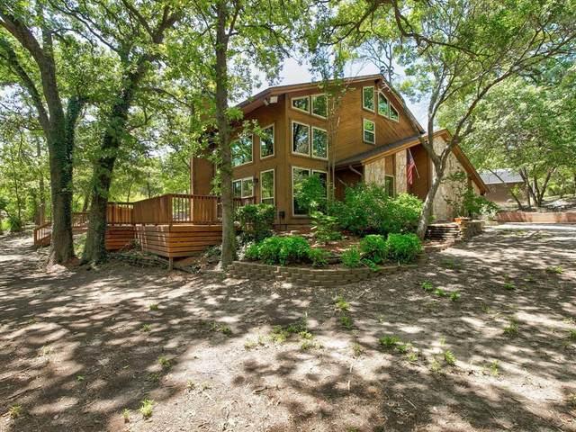 107 Florine Court, Hudson Oaks, TX 76087 (MLS #14671743) :: The Good Home Team