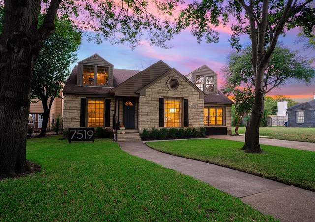 7519 Caillet Street, Dallas, TX 75209 (MLS #14671757) :: Real Estate By Design