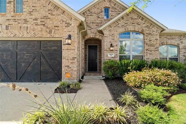 3605 Tioga Trail, Little Elm, TX 75068 (MLS #14671856) :: Real Estate By Design