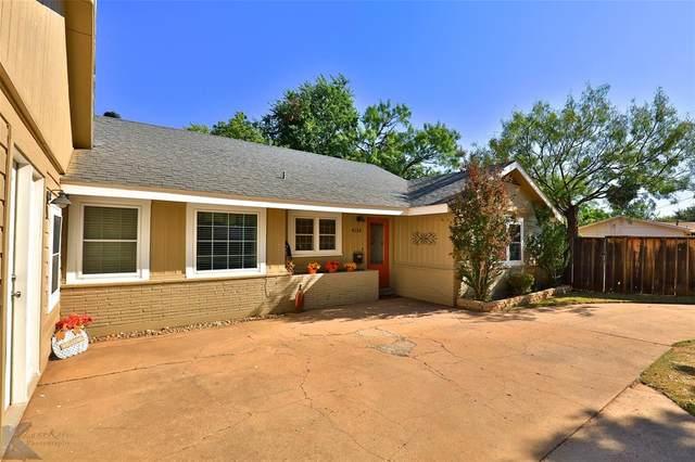 4134 Waldemar Street, Abilene, TX 79605 (#14672054) :: Homes By Lainie Real Estate Group