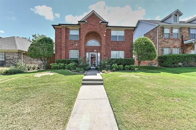 1700 Live Oak Lane, Allen, TX 75002 (MLS #14672100) :: 1st Choice Realty