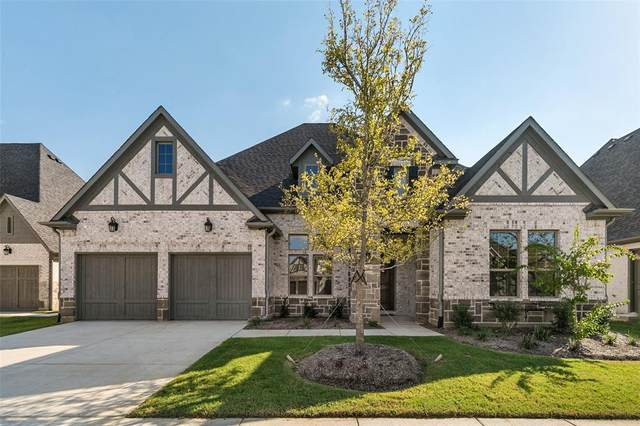 2716 Ashford, The Colony, TX 75056 (MLS #14672241) :: The Hornburg Real Estate Group