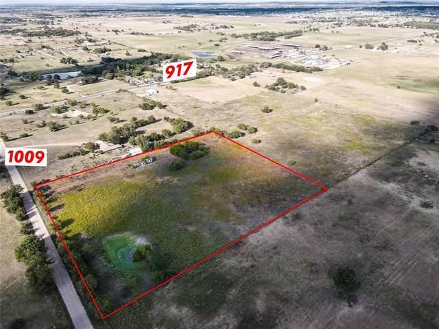 TBD County Road 1009, Godley, TX 76044 (MLS #14672280) :: KW Commercial Dallas