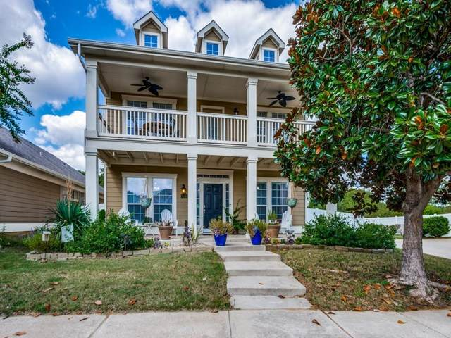 10331 Cedar Lake Drive, Providence Village, TX 76227 (MLS #14672405) :: Russell Realty Group