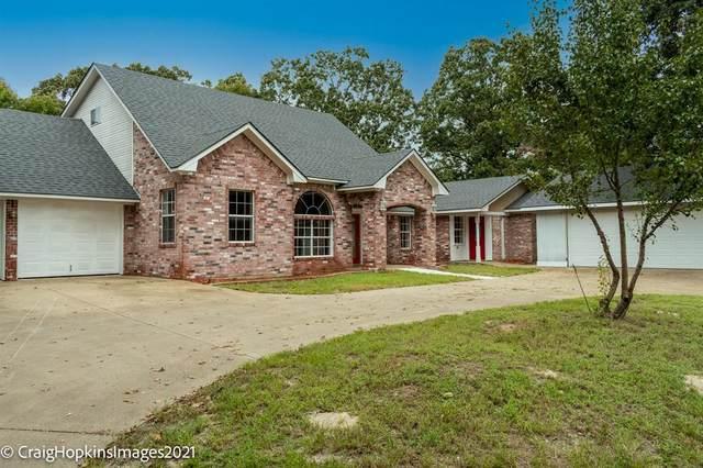 12152 Spur 364, Tyler, TX 75709 (MLS #14672463) :: Real Estate By Design