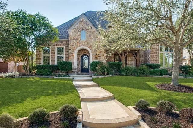 907 Biltmoore Court, Allen, TX 75013 (MLS #14672582) :: HergGroup Dallas-Fort Worth