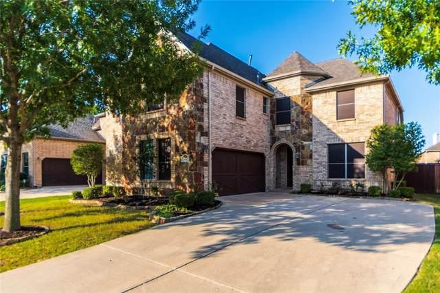 1804 Grand Meadows Drive, Keller, TX 76248 (MLS #14672656) :: Team Hodnett