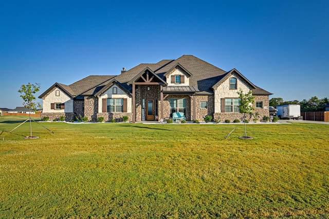 120 Crosswind Drive, Waxahachie, TX 75167 (MLS #14672663) :: Real Estate By Design