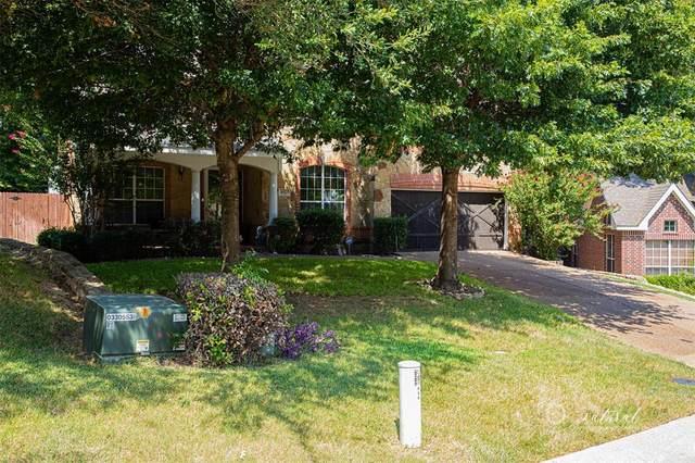 656 Links View Court, Grand Prairie, TX 75052 (MLS #14672750) :: The Chad Smith Team