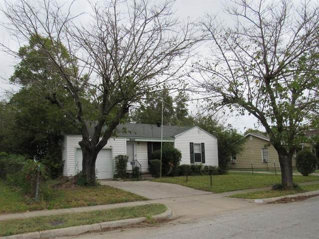 3521 Pecos Street, Fort Worth, TX 76119 (MLS #14672796) :: Frankie Arthur Real Estate