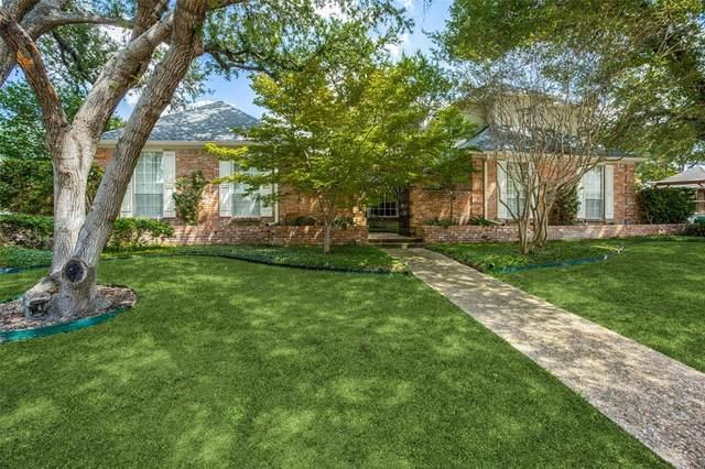 9305 Westpark Drive, Dallas, TX 75231 (MLS #14672882) :: Real Estate By Design