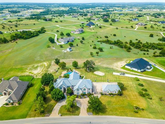 113 Club House Drive, Weatherford, TX 76087 (MLS #14672956) :: Russell Realty Group