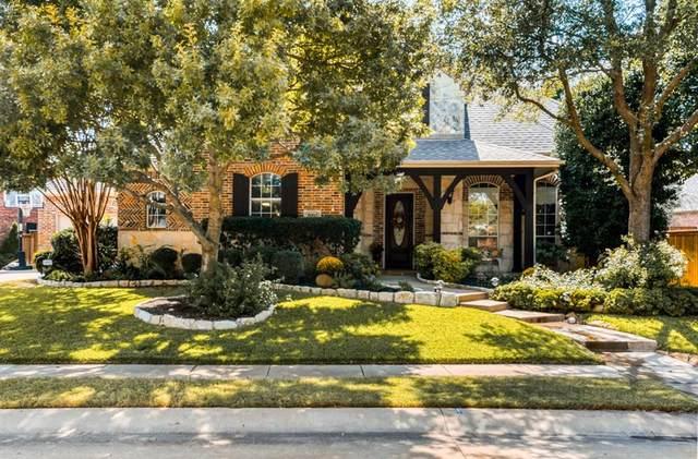 8005 Oakcrest Drive, Mckinney, TX 75072 (MLS #14672987) :: Real Estate By Design