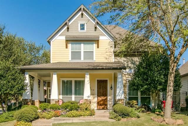 716 Preservation Lane, Mckinney, TX 75069 (MLS #14673019) :: Craig Properties Group