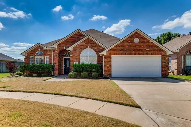 1003 Carina Court, Arlington, TX 76013 (MLS #14673057) :: Real Estate By Design