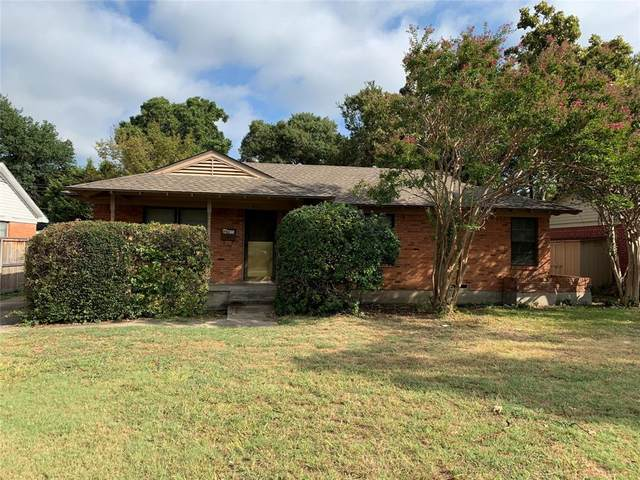 610 W Belt Line Road, Richardson, TX 75080 (MLS #14673383) :: All Cities USA Realty