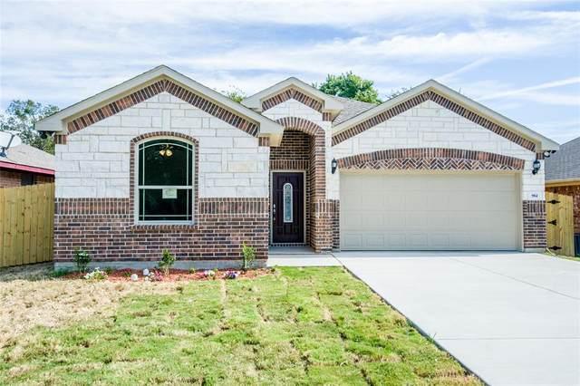 904 Merriot Street, Ennis, TX 75119 (MLS #14673594) :: Real Estate By Design