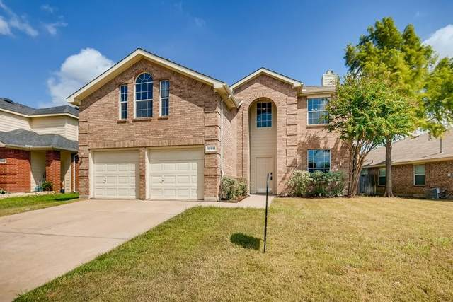 10441 Lake Park Drive, Fort Worth, TX 76053 (MLS #14673672) :: Real Estate By Design