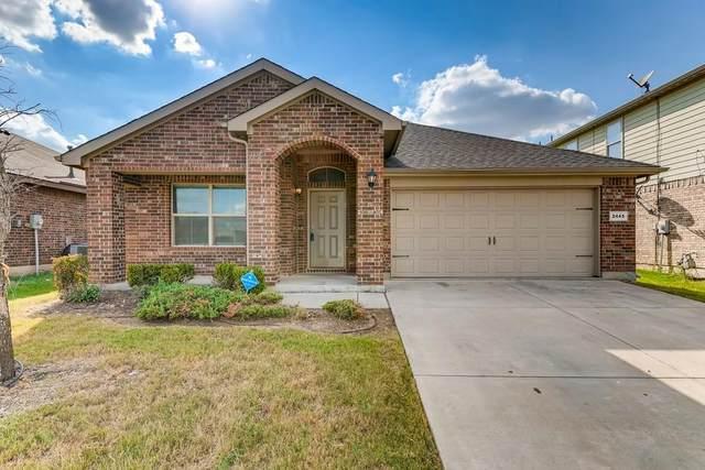 2445 Carolina Drive, Fort Worth, TX 76123 (MLS #14673682) :: Real Estate By Design