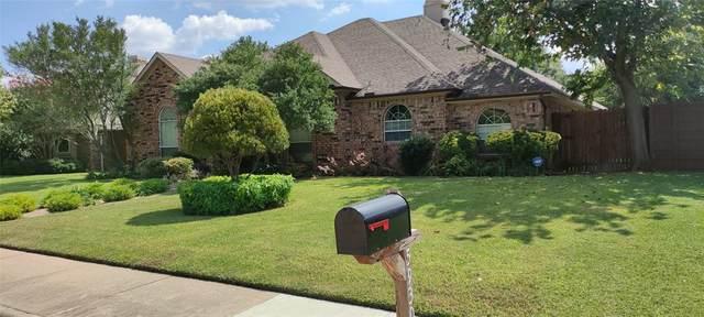5930 Smoke Glass Trail, Dallas, TX 75252 (MLS #14673799) :: Real Estate By Design