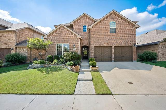 1105 3rd Street, Argyle, TX 76226 (MLS #14673949) :: Team Hodnett
