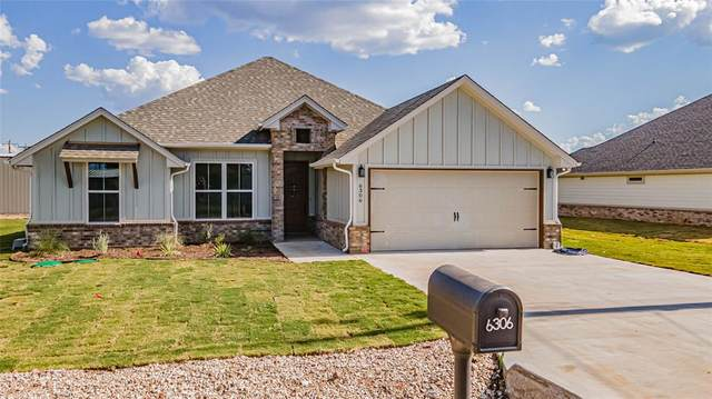 6306 Big Horn Drive, Granbury, TX 76048 (MLS #14674061) :: 1st Choice Realty