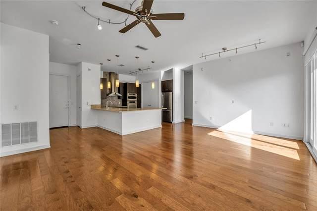 2950 Mckinney Avenue #324, Dallas, TX 75204 (MLS #14674212) :: Real Estate By Design