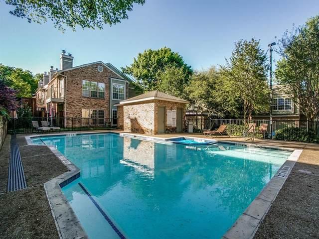 7151 Gaston Avenue #611, Dallas, TX 75214 (MLS #14674304) :: All Cities USA Realty