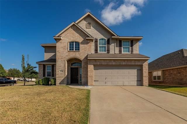 1240 Switchgrass Lane, Crowley, TX 76036 (MLS #14674311) :: Craig Properties Group