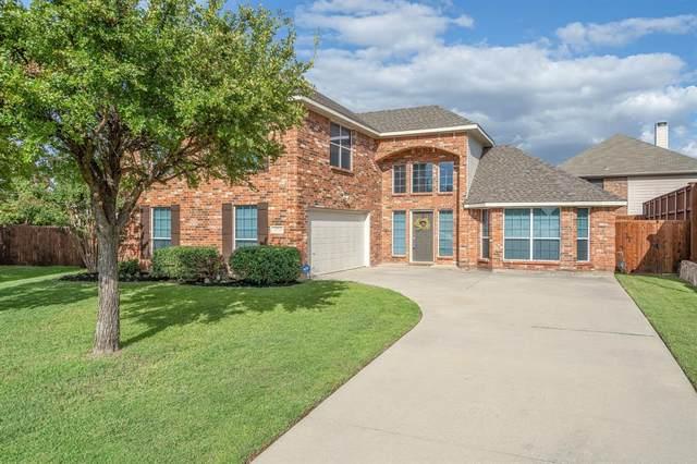 1509 Elika Court, Lewisville, TX 75067 (MLS #14674459) :: Real Estate By Design