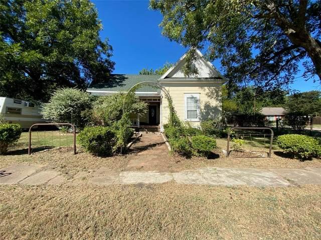307 N Chapman Street, Whitewright, TX 75491 (MLS #14674593) :: Real Estate By Design