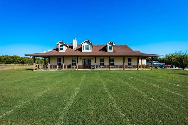 884 County Road 3555 Road, Paradise, TX 76073 (MLS #14674615) :: Trinity Premier Properties