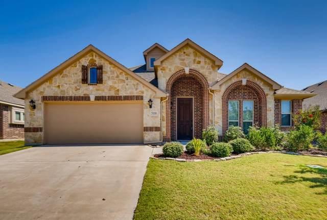 508 Lakeview Drive, Alvarado, TX 76009 (MLS #14674701) :: Epic Direct Realty
