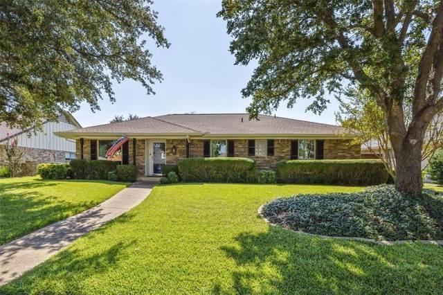 1900 Centenary Drive, Richardson, TX 75081 (MLS #14674703) :: Real Estate By Design