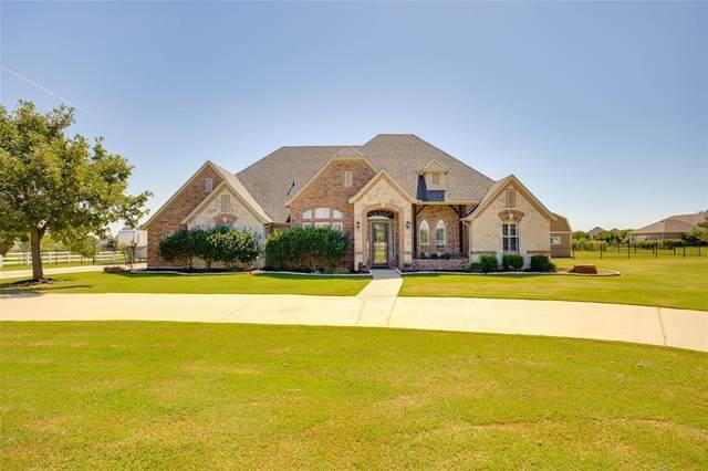 11309 Round Lane W, Haslet, TX 76052 (MLS #14674874) :: Real Estate By Design