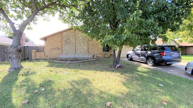 6605 Hickory Place, Fort Worth, TX 76137 (MLS #14674984) :: Trinity Premier Properties