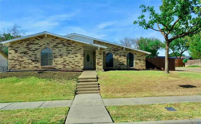 4721 Strickland Avenue, The Colony, TX 75056 (MLS #14674989) :: The Star Team | Rogers Healy and Associates
