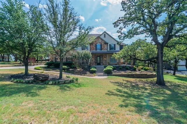 1609 Timber Ridge Lane, Keller, TX 76262 (MLS #14675268) :: The Chad Smith Team