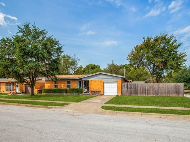 3500 Fortner Way, Fort Worth, TX 76116 (MLS #14675574) :: The Mitchell Group